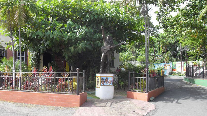 Museo de Bob Marley en Kingston